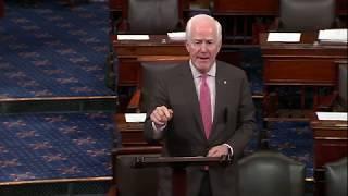 Cornyn: Democrat Delay Game on Kavanaugh Ends This Week