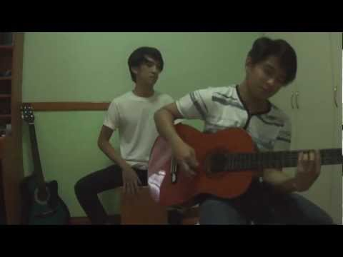 Bamboo - Basta't May Plano Kaya Mo Yan (emjhay & Js Acoustic Cover) video
