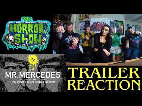 """""""Mr. Mercedes"""" 2017 AT&T Stephen King Horror TV Series Teaser Trailer Reaction - The Horror Show"""