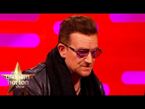U2 (Almost) Apologise For Giving You Their Album – The Graham Norton Show