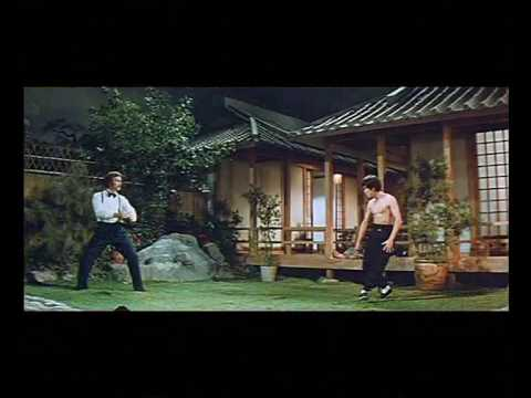Kung-fu: Bruce Lee Vs. Robert Baker video