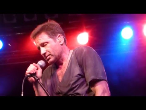 David Duchovny - The Rain Song