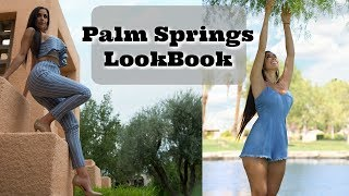 Palm Springs LookBook | Vacation Fashion OOTW