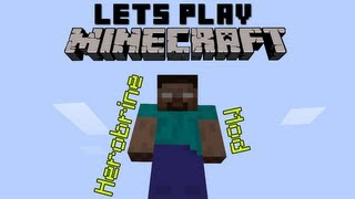 Let's Play - Minecraft mit Herobrine Mod [1.4.6][German/HD]
