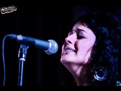 Dina El Wadidi with Radio Shakhbataa