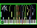 IMPOSSIBLE REMIX Routine Alan Walker X David Whistle mp3