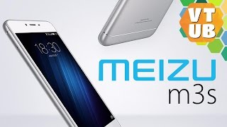 Meizu M3S Распаковка и сравнение Meizu M3 Note