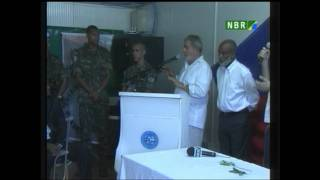 Lula Visita Haiti E Faz Apelo Aos Credores Do Pa S