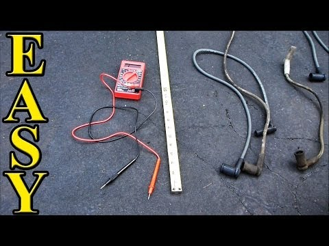 How to Test Spark Plug Wires