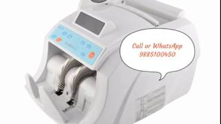 Call or Whatsapp 9885100450 maxsell Mx 50i cash counting machine Hyderabad businesstech.in