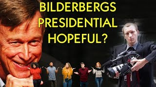 Top Democratic 2020 Presidential Candidate CONFRONTED At Bilderberg
