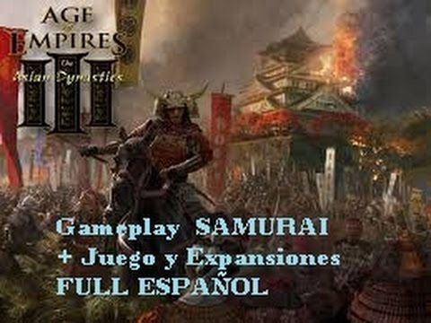 DESCARGAR Age of Empires 3 +  The WarChiefs + The Asian Dynasties - Download FULL 1 link Español