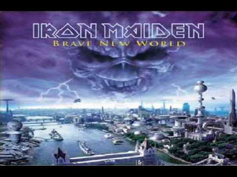 Iron maiden - Brave new world studio version