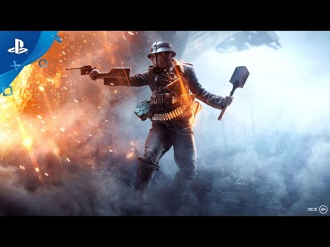 Battlefield 1 - Official Giant's Shadow Trailer | PS4
