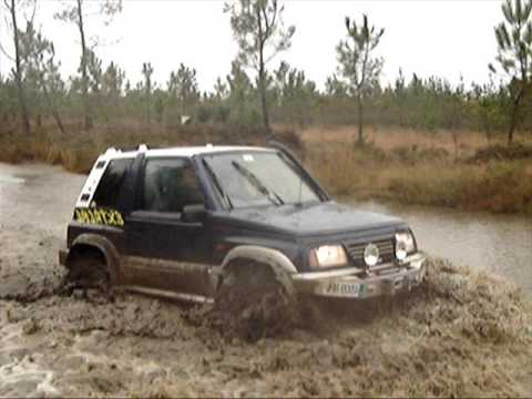 Suzuki Grand Vitara Modifikasi