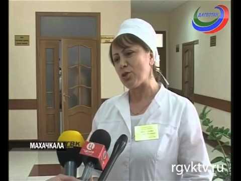 Международной день медицинских сестер отметили в Махачкале