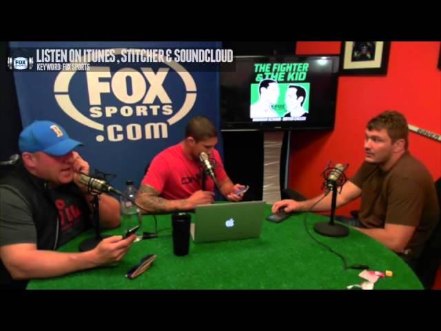 #FighterAndTheKid: Will Sasso, Matt Mitrione
