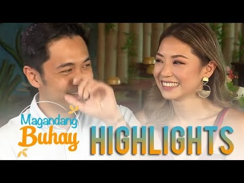 Magandang Buhay: Slater shares how he planned his proposal to Kryz