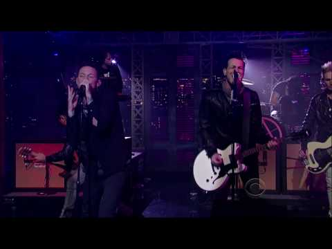 [HD] Dead By Sunrise - Crawl Back in (Live David Letterman 13.10.2009) 720p
