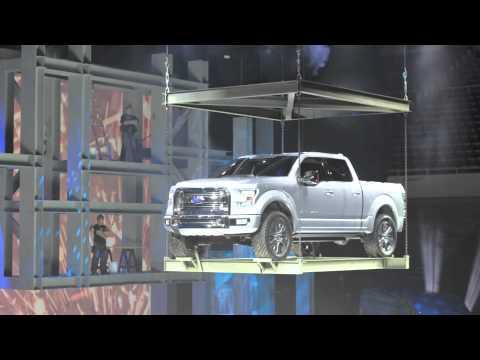 Ford en el NAIAS (auto show) en Detroit | Ahorros para Mamá