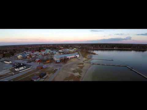 Jezioro Białe Okuninka 2016 Phantom 2 Flight