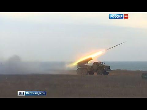 Учения в Крыму: аэродром Бельбек превратился в улей