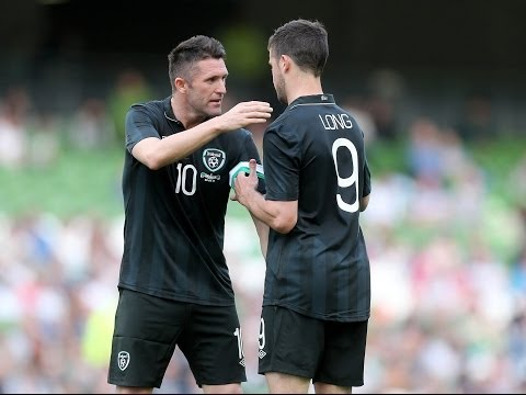 Can Shane Long and Robbie Keane play in the same team? | RTÉ Soccer