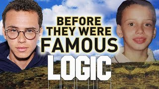 Download Lagu LOGIC - Before They Were Famous - EVERYBODY - UPDATED Gratis STAFABAND