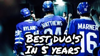 NHL Best Duo's In 5 Years