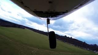 Pioneer vs GoPro 5 Session vs vizuální let
