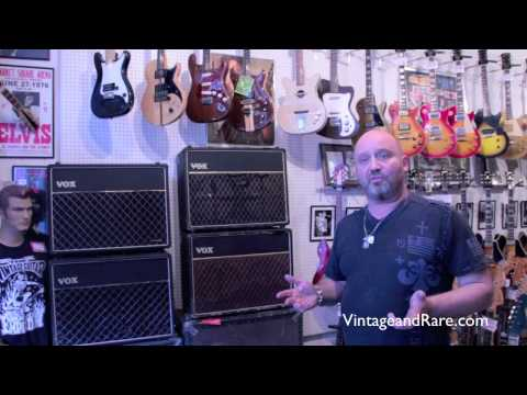 Rory Gallagher Amp & Guitar Collection For Sale! / New Kings Road Guitars / Vintage & RareTV