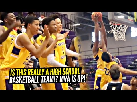 Montverde Academy Is Basically D1 College Team Playing High School! The BEST Team In High School!?