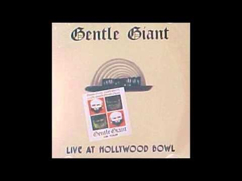 Gentle Giant - Nothing At All