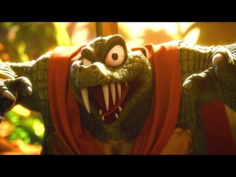 Super Smash Bros Ultimate King K Rool Reveal Trailer Nintendo Direct 2018
