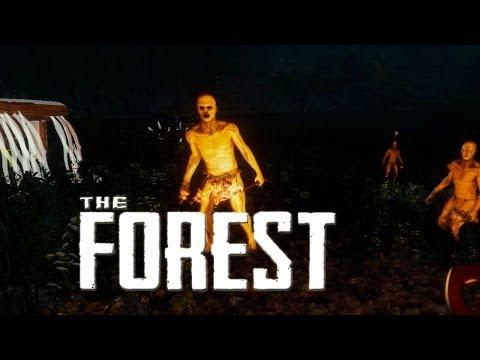 The Forest # 02 Stalkeo hasta la Muerte HD Español