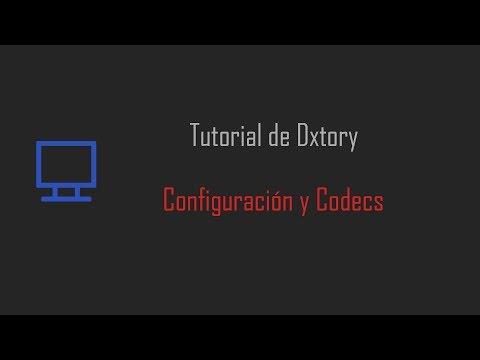 Tutorial Dxtory en Español | Como grabar juegos en PC | Configuración y codecs