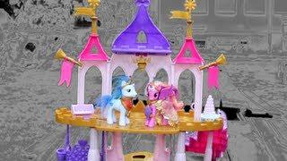 Royal Wedding Castle Playset / Weselny Zamek Księżniczki - My Little Pony - 98734 - Recenzja