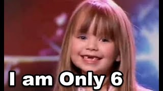 Adorable Little Girl Makes Judges Cry