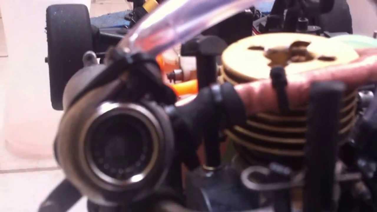 Automodelo Kyosho V One Rc Turbo Altogiro Racing Team