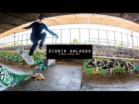 Video Check Out: Didrik Galasso
