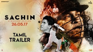 Sachin A Billion Dreams Official Tamil Trailer