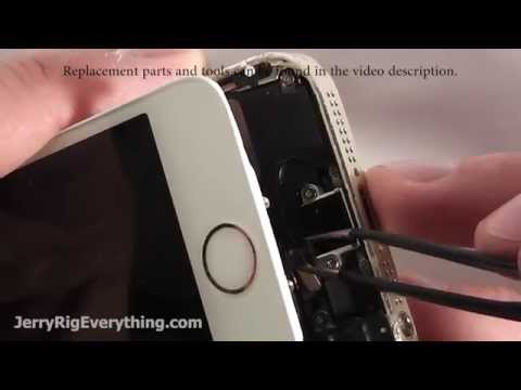 How to fix iPhone 5s Charging Port in 5 minutes