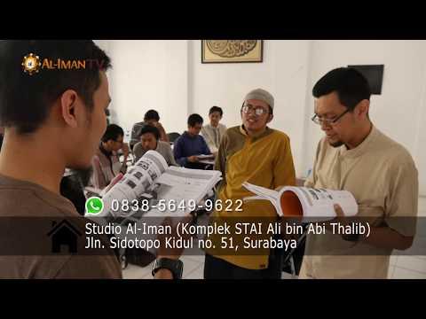 Pendaftaran Kursus Bahasa Arab Al-Iman Surabaya - KBA Al-Iman