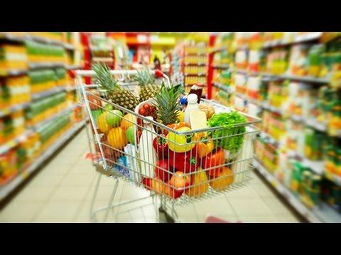 Едем за покупками. Цены на продукты в Италии. Carrefour