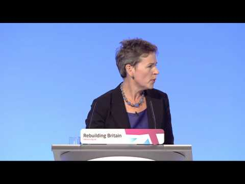 Mary Creagh's speech to Labour Party Annual Conference 2012