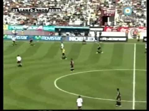 Apertura 2009 | Fecha 05 | Lanús 0 - 2 Newell's | Completo