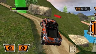 Offroad 6x6 Mud Runner Jeep Truck Drive Games 2018 - Mountain Car Driving Simulator