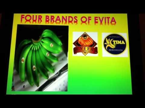 Evita Banana Philippines
