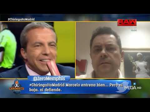 SALTAN CHISPAS entre ROCERO y SORIA tras la DERROTA del MADRID en VALENCIA