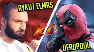 DEADPOOL ANTALYA EXPO